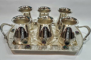 wholesale of Pure Silver Gift Items 2